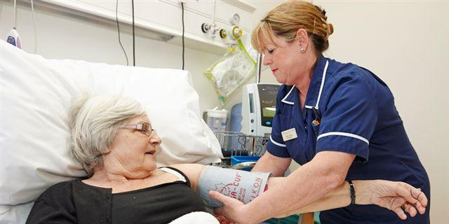 Nurses in care homes Hertfordshire and Buckinghamshire