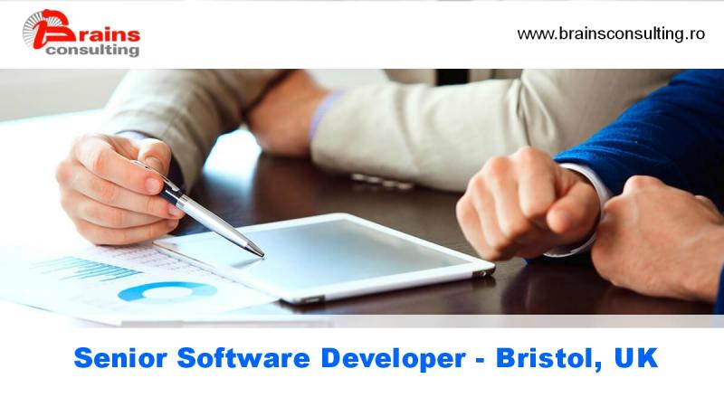 Senior Software Developer - BRISTOL, UK