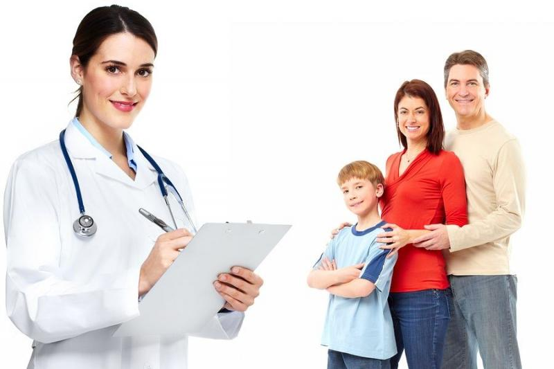 Family Doctors in UK (NHS England)