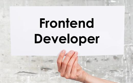 React Front-End Developer   Amsterdam, The Netherlands