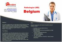 Pathologist (MD) Belgium